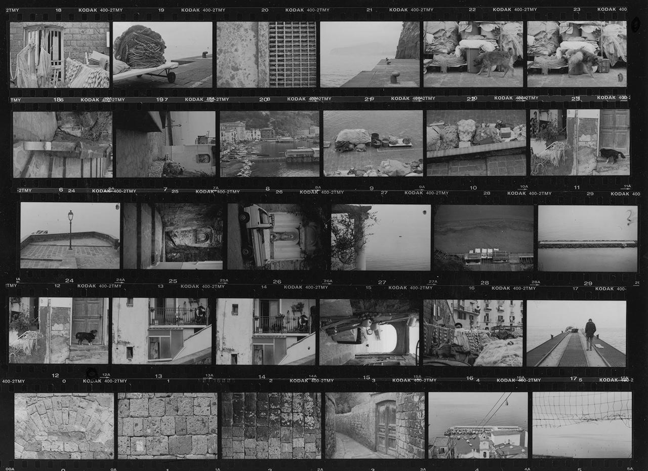 Corso fotografia bianco nero