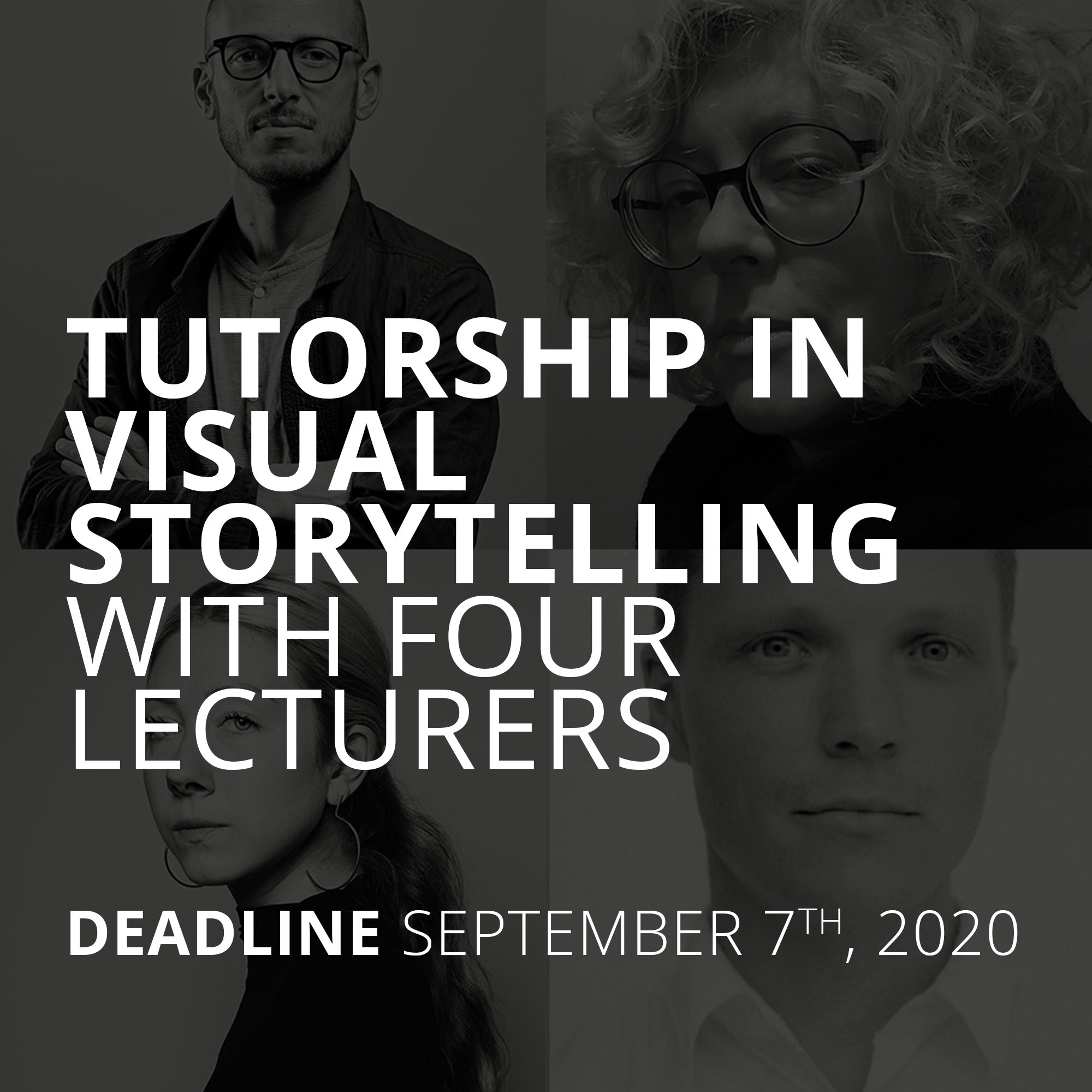 SCHOLARSHIP IN VISUAL STORY TELLING